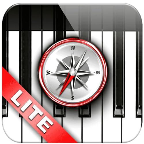 Piano Chords Compass Lite / Die kostenlose Akkorde für das Klavier