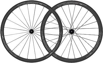 Tuff Carbon Wheels Premium 35/45 Road Bike Wheelset 700c Tubeless Clinchers …
