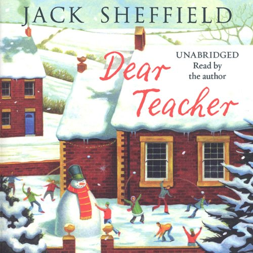 Dear Teacher audiobook cover art