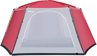 Reabeam Sun Dome Pool Cover, Swimming Pool Enclosures Waterproof Ultralight Sun Shelter Garden Tent, Dome Tent for Swimming Pool