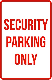Best parking only signs Reviews