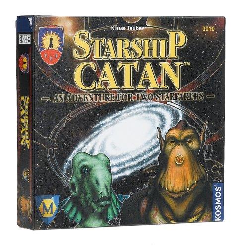 Mayfair Star Ship Catan [en inglés]: Amazon.es: Juguetes y juegos