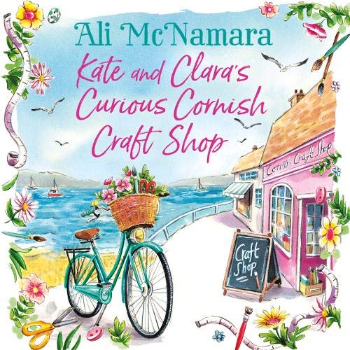 Kate and Clara's Curious Cornish Craft Shop cover art