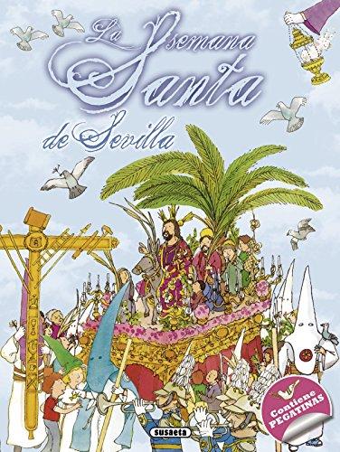 La Semana Santa de Sevilla (Tradiciones con pegatinas