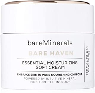 ベアミネラル Bare Haven Essential Moisturizing Soft Cream - Normal To Dry Skin Types 50g/1.7oz並行輸入品