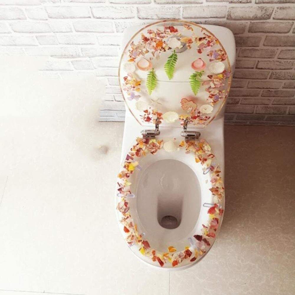 Lsxlsd Toilet Raleigh Mall Colorado Springs Mall Seat Shape Lid Printing with