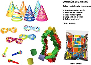 Party Bolsa cotill/ón fiestas 68556