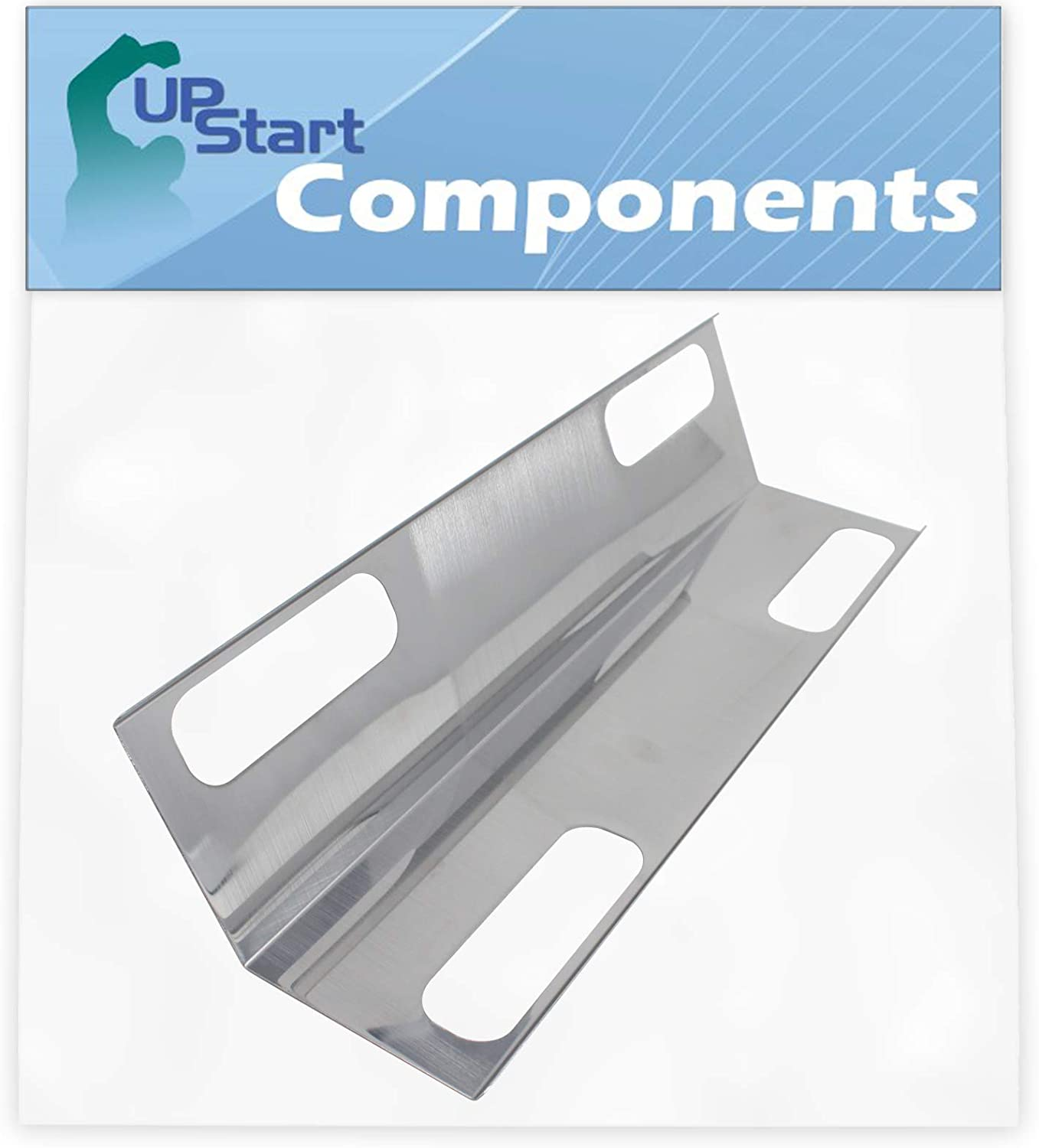BBQ Popular brand Grill Heat Shield Plate Tent Af for half Replacement Ducane Parts