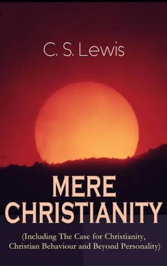 カンガルー赤面強化するMere Christianity (English Edition)