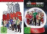 The Big Bang Theory Staffel 10 + Christmas Collection (4 DVDs)