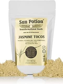 Sun Potion Organic Jasmine Tocos - Superfood Creamer (200 g)