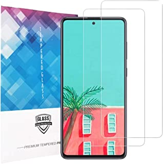 [2 Pack] Screen Protector for Samasung Galaxy Note 10 Lite,Tempered Glass 2.5D [Crystal Clear] [9H Hardness] [Easy Install...