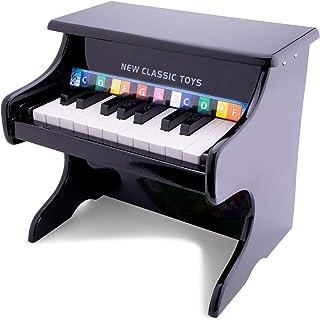 Piano Black - 18 keys