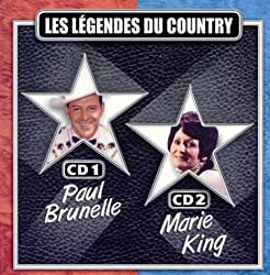 Legendes Du Country by Paul Brunelle