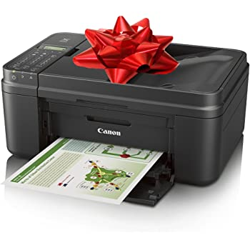 Amazon Com Canon Pixma Mx490 Wireless Office All In One Printer Copier Scanner Fax Machine Office Products