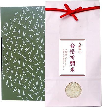 【合格祈願のお米】新潟コシヒカリ 白米 5kg ピンク袋(贈答箱入り)