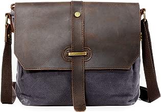 waxed canvas purse