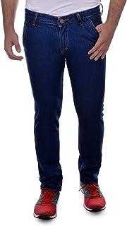 Ben Martin Men's Relaxed Fit Jeans (BM-JJ9-DB-P3-32_Dark Blue_32)