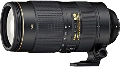 Nikon AF-S NIKKOR 80-400mm f/4.5-5.6G ED VR Lens with Creative Filter Kit and Pro Cleaning Accessories