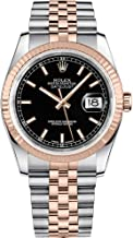 Best rose gold stainless steel rolex datejust Reviews