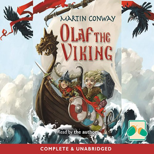 Olaf the Viking audiobook cover art