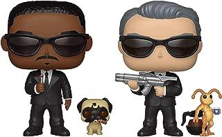 Funko Pop! - Men in Black - Agent J & Frank and Agent K & Neeble - Bundle of 2