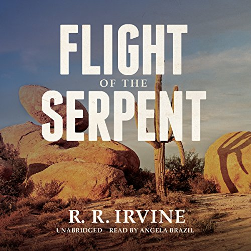 Flight of the Serpent audiobook cover art