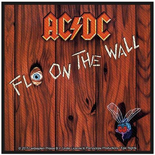AC/DC - Vliegen op de Muur - Patch/Aufnäher
