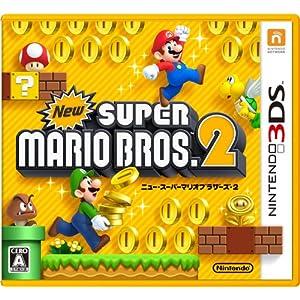 """New スーパーマリオブラザーズ 2 - 3DS"""""""