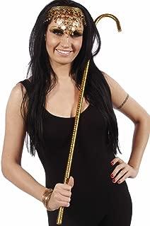 Handcrafted Belly Dancer Cane