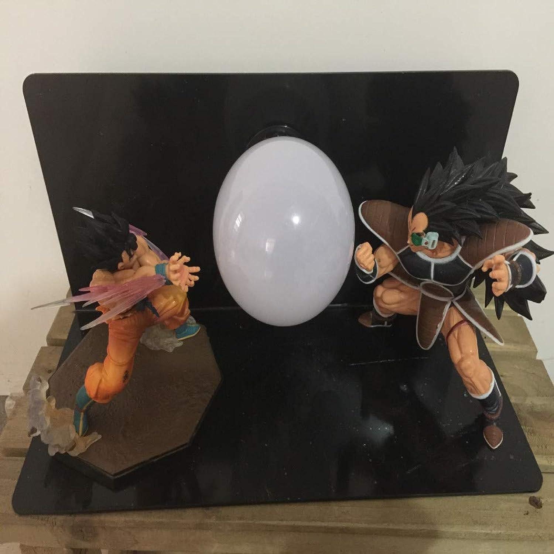 Dragon Ball LightAnime Dragon Ball um Sun Wukong Vitalitt Kugel LED Lampe Dekoration Modell Tischlampe, V