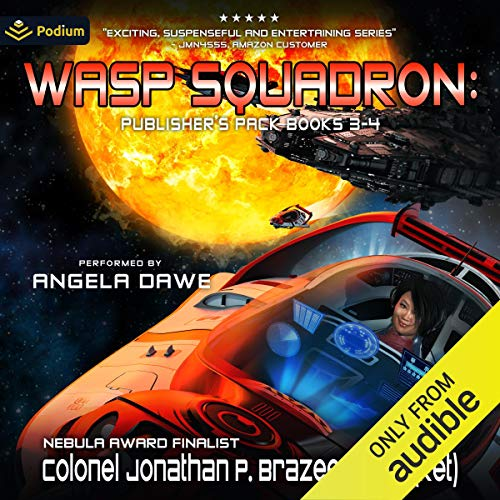 Wasp Squadron: Publisher's Pack 2 cover art