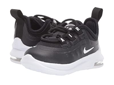 Nike Kids Air Max Axis (Infant/Toddler) (Black/White) Boys Shoes