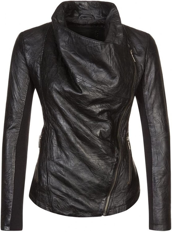DashX Jasmine Women's Leather Jacket