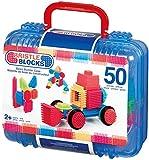 Bristle Blocks - Juego de bloques para bebé (battatco 70.3081) , Modelos/colores Surtidos, 1 Unidad