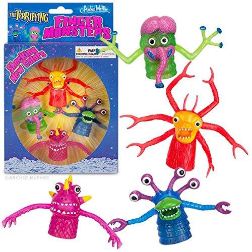 Deluxe Finger Monsters Set