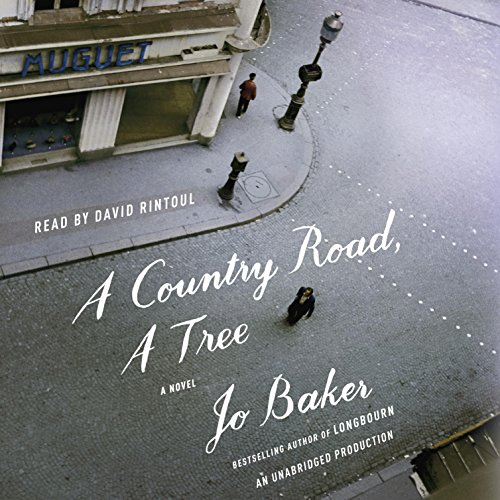 A Country Road, a Tree audiobook cover art