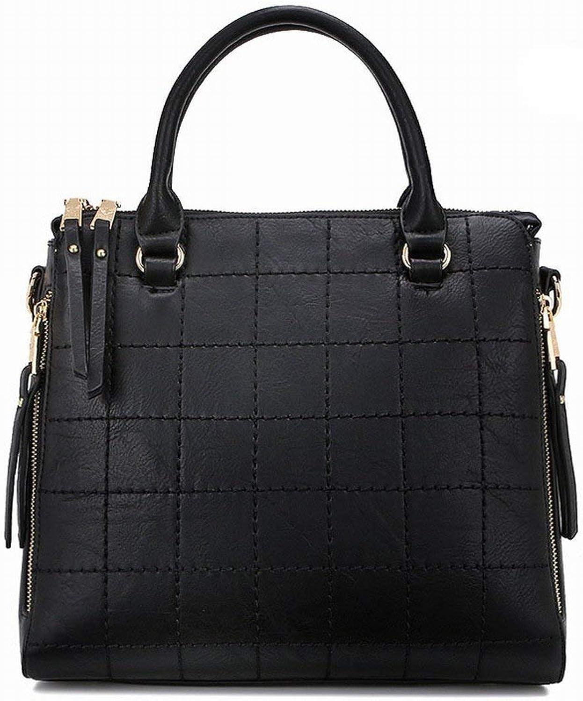 Willsego Handtasche Damen Damenmode Damen Damen Damen Umhängetasche (Farbe   Schwarz, Größe   -) B07KD1JWMW  eine große Vielfalt 73aff5