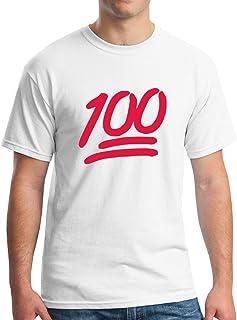 New York Fashion Police Keep it 100 Emoji Funny Graphic T-Shirt