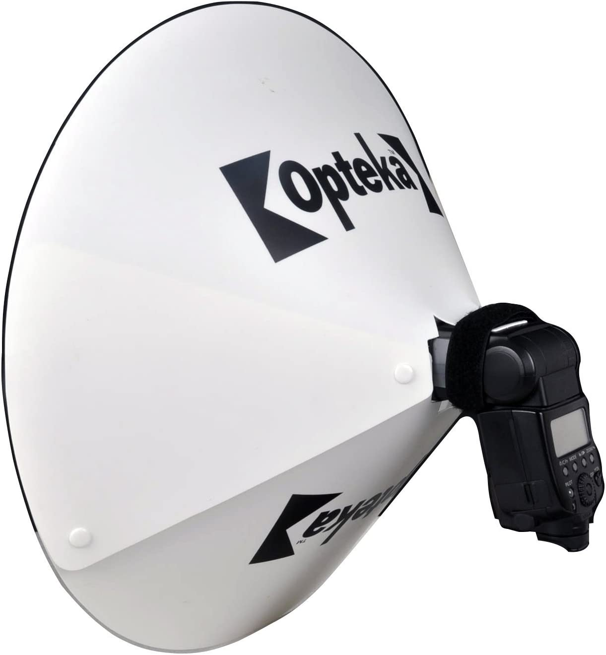 Max 85% OFF Opteka BD-10 Studio 23-Inch Clearance SALE Limited time DSLR Digital Flash Dish Camera Dome