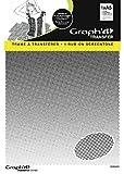 Graph'it Trame Manga A5 - Motif n°6