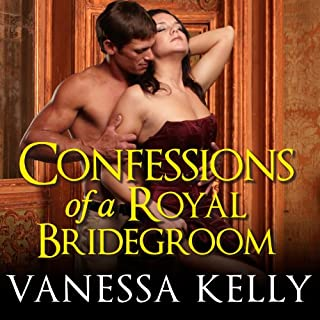 Confessions of a Royal Bridegroom audiobook cover art