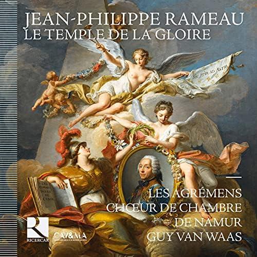 Les Agrémens, Chœur de Chambre de Namur & Guy van Waas