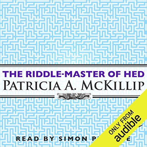 The Riddle-Master of Hed audiobook cover art
