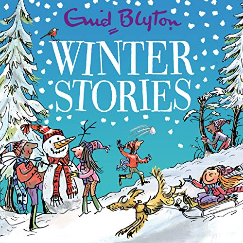 Winter Stories audiobook cover art