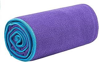 Microfiber Yoga Towel Moisture Wicking Yoga Mat Cover for Hot Yoga Pilates Sports