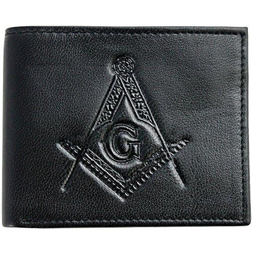 Masonic Wallet (Black) LW- 103