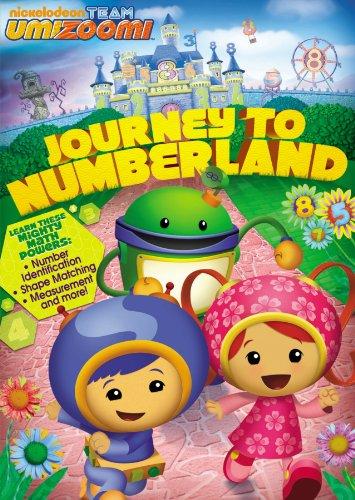 Team Umizoomi: Journey To Numberland [Edizione: Stati Uniti]