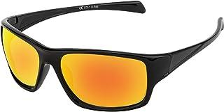 La Optica B.L.M. - La Optica Gafas de Sol LOS1 UV400 Deportivas da Hombre y Mujer