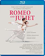 Stuttgart Ballet: John Cranko's Romeo & Juliet